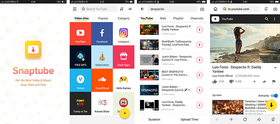 How to install SnapTube APK and use it? - Snaptube
